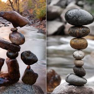 Балансирующие скалы, Michael Grab
